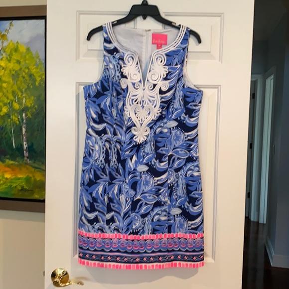 LillyPulitzer shift dress